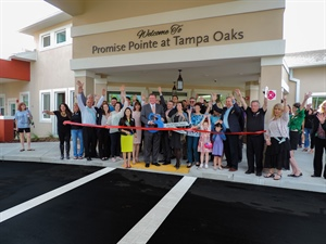 Tampa Oaks Ribbon Cutting