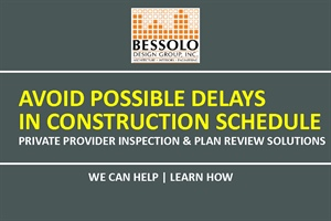 Let Bessolo Design Group Help You with Private Building Code Plan Reviews and Inspections